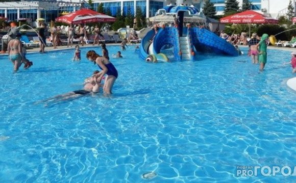 Аквапарк в Перми: власти