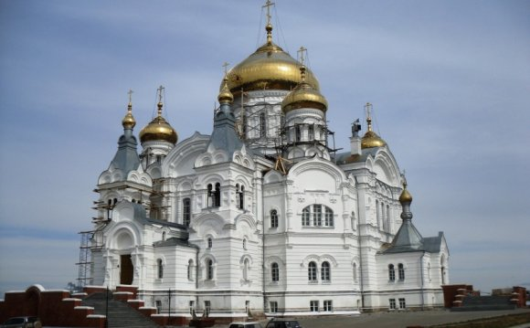 Николаевский Белогорский
