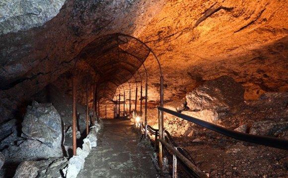 Кунгурская ледяная пещера, 7-8