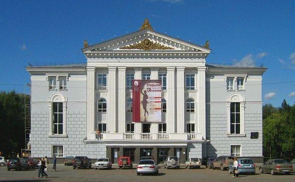 Theatre) - театр оперы и